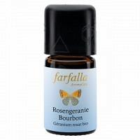 Geraniumöl Rosengeranien Farfalla 5 ml