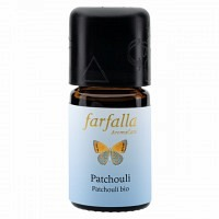 Patchouliöl Farfalla 5 ml