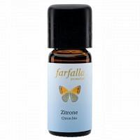 Zitronenöl Farfalla 10 ml