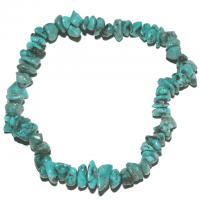 Türkis - Schutz-Stein - Splitter-Armband 20 cm