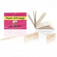Armenisches Papier Rose - Papier d'arménie la Rose