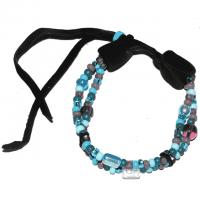 Indianerschmuck Armband mit Glasperlen
