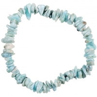 Larimar - Stein des Atlantis Armband