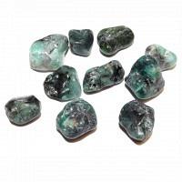Smaragd ca. 2,5 - 3,5 cm