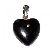 Herz Anhänger 1,5 cm Nolla Pyrit Thusis Graubünden Schweiz