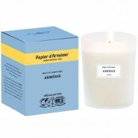 Kerze Papier d'arménie Zeder, Zimt, Salbei, Lavendel Armenier-Kerze