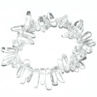 Bergkristall - Reine Energie - Stäbchen-Armband