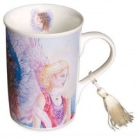 Three Angels Angel Star Teetasse