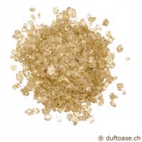 Badesalz 5kg Glitter goldfarben