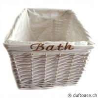 """Korb """"Bath"""" klein 30 x 20 x 15"""