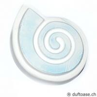 Meeres-Spirale Duftstein blau