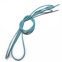 Lederband türkisblau 1,5 mm, 1 m lang