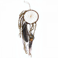 Traumfänger - Wood-Spirit Ø ca. 10,5 cm
