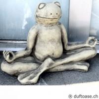 "Yoga-Frosch ""Meditation"""
