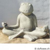 Yoga-Frosch XXL Meditation