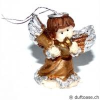 Engelchen mit Horn 3 cm