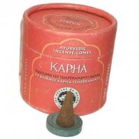 Kapha - Wasser & Erde Ayurveda Räucherkegel