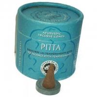 Pitta - Feuer & Wasser Ayurveda Räucherkegel