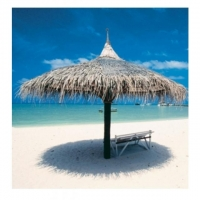 Relax - Postkarte 14 cm mit Couvert